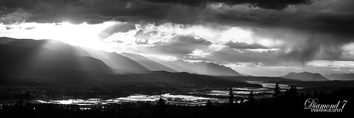 from light sunset sky cloud sun canada storm hot clouds river dark spring ray view top columbia resort alberta springs valley rays fairmont