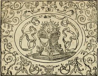 """Image from page 69 of """"Dialogue des devises d'armes et d'amovrs du S. Pavlo Iovio : avec un discours M. Loys Dominique sur le mesme subiet"""" (1561)   by Internet Archive Book Images"""
