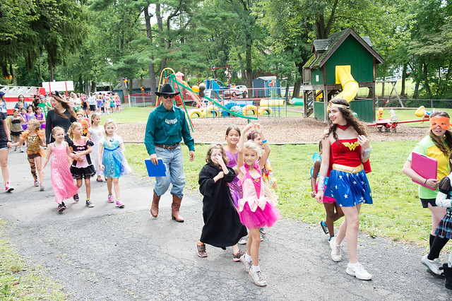 Week 5: Willow Grove Day Camp: Summer 2014