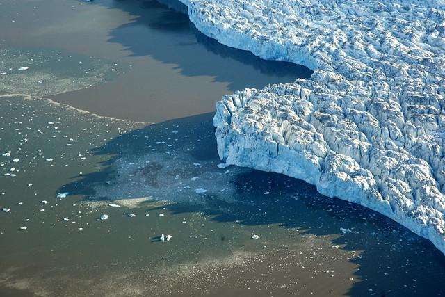 View from Polar Ice Rim