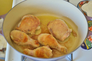Chicken with Dates for Rosh Hashanah via LittleFerraroKitchen.com | by FerraroKitchen1