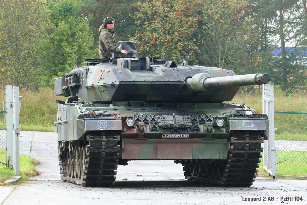 Leopard 2 A6