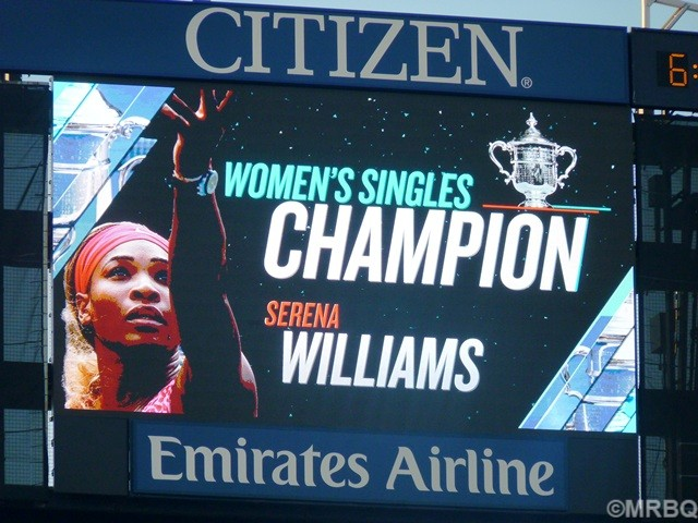 Williams vs Wozniacki