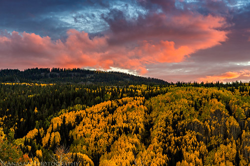 Grand Mesa Sunset | by IntrepidXJ