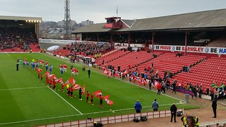 Barnsley v Ipswich Town, Oakwell, SkyBet Championship, Saturday 11th March 2017   by CDay86