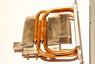 HP Apollo 8000 Heat Transfer Cartridge   by Aaron Paxson