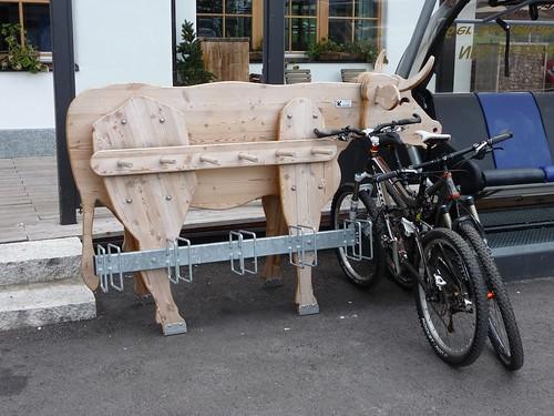 Er is goed op onze fietsen gepast!