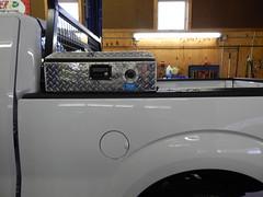 F150 3.7L V6 CNG Alternative Fuel Cap with Fuel Port
