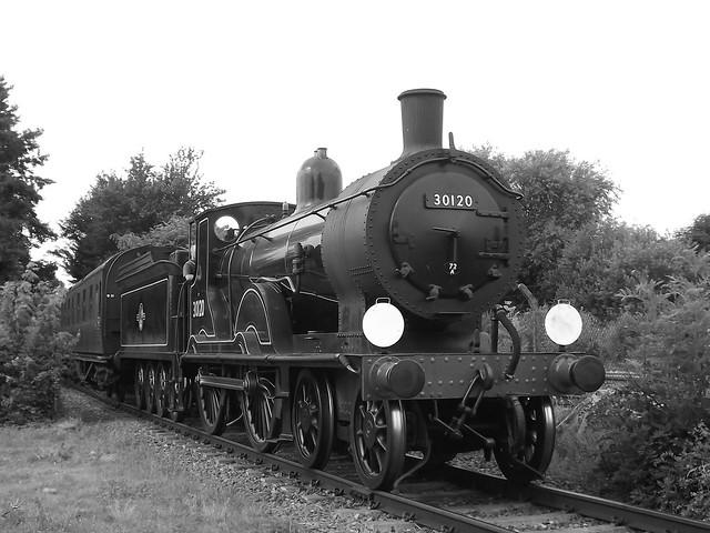 30120 Didcot Railway Centre 12-07-14
