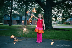Sparkler Princess