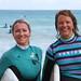 Surf Sistas Cornwall July 2014