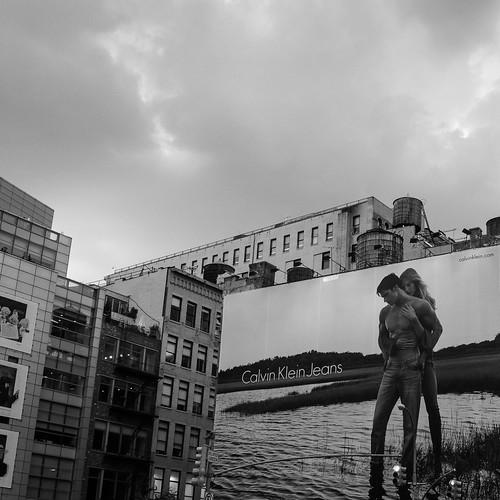Calvin Klein from REI   by Richard-