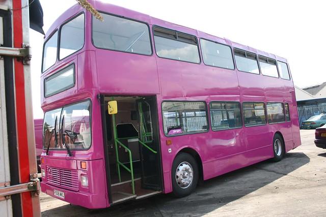 IMG82051 BVT HA P936MKL Eastleigh 24 Jul 14