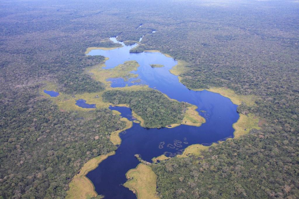 Parque Nacional Yasuní | Laguna Negra | Ministerio Ambiente Ecuador. | Flickr