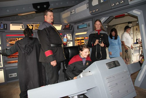 StarFleet in charge!