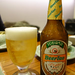 Beerlao @サイアムセラドン 御茶ノ水ソラシティ店(東京・神田)