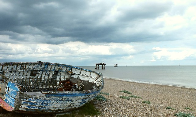 Sizewell Beach, Suffolk. 23 08 2014