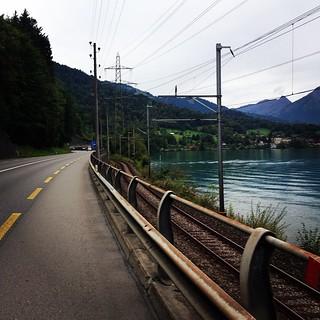 #bike #switzerland #lake #thun #interlaken #trip #bicycletouring #idylic #poetic #astonishing | by Nathan Guo