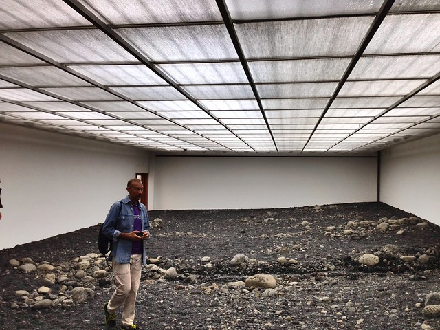 Olafur eliasson exhibition - Louisiana museum