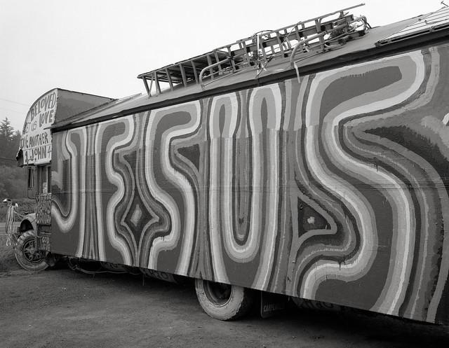 Jesus Bus, Seaside, Oregon