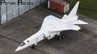 XR220 / Royal Air Force Museum / TSR2 | by Peter Reoch