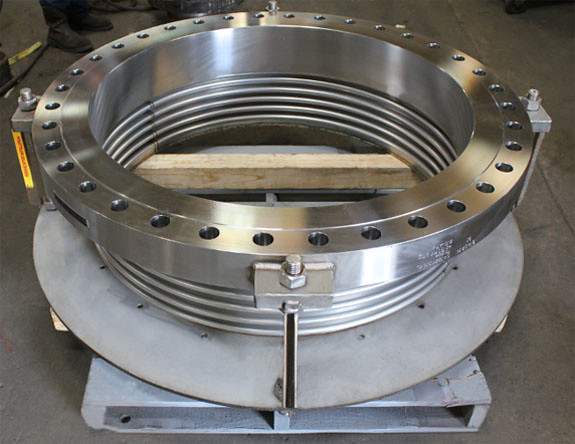 "42"" Dia. Single Expansion Joint Designed for a Gas Turbine System"