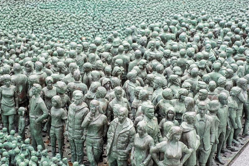 Little green people - 2