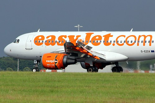 A319 G-EZIX London Stansted 23.06.14 | by jonf45 - 6 million views -Thank you