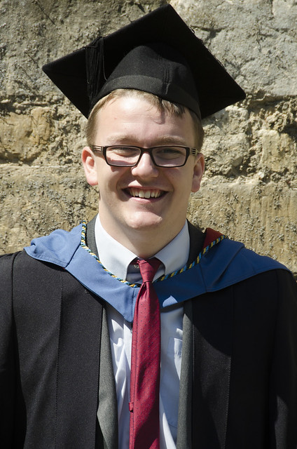 Rob's PGCE Graduation 23-07-14 06