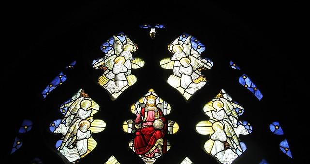 All Saints' Church, Newton Linford (9)