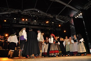 El grupu Fitoria presenta so espectáculu en Lorient   by Lorient 2012