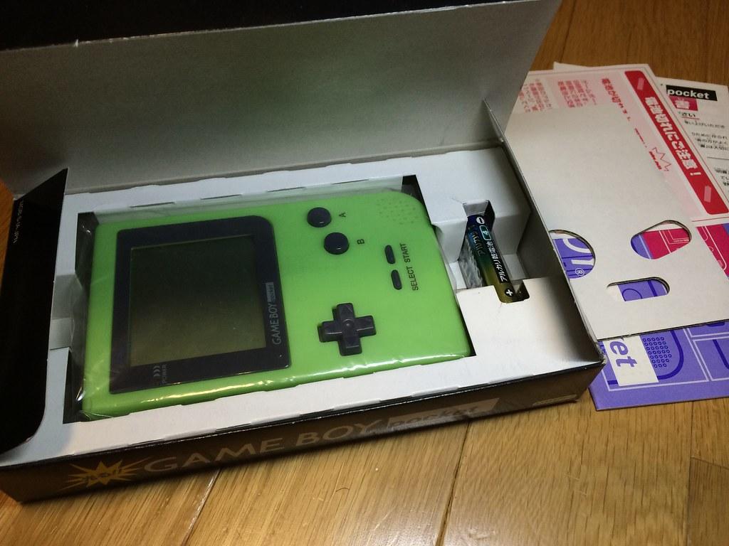 Game Boy Pocket Imagineer (prize) + Game Boy Light Famitsu…   Flickr