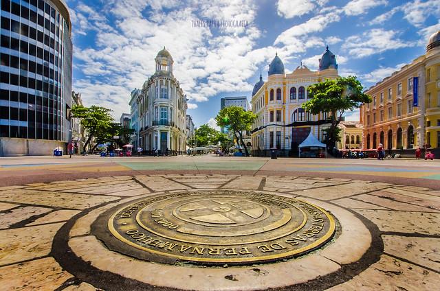 Marco Zero - Recife - Pernambuco.