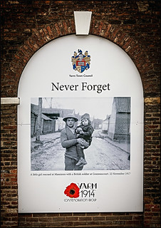 IMG_6681 WW1 Poster at Yarm 03-08-14 LowRes | by canonway