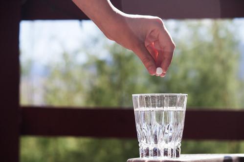 Hand holding pill (3 of 15) | by Wheeler Cowperthwaite