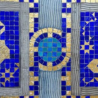 Roman pool at Hearst Castle, San Simeon, Big Sur, CA.  #airstreamdc2cali #california #vintageairstream