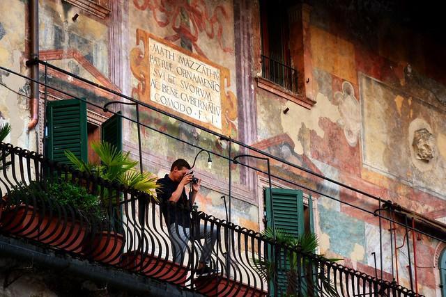 fotografiando Verona....