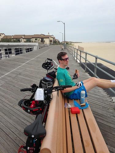 beach sandwich atlantic boardwalk philip bikler