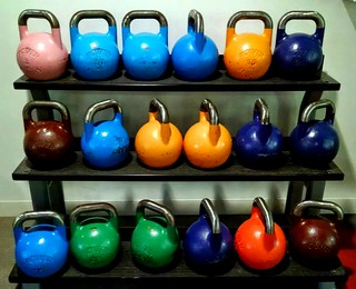 Kettlebells | by Photographing Travis