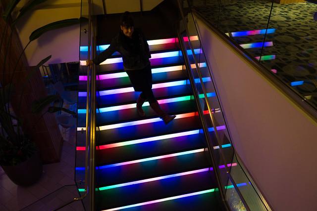 Megan's Staircase