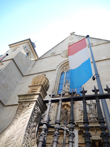 Luxemburg - Notre Dame
