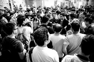 Unbrella Revolution - Mongkok, Hong Kong