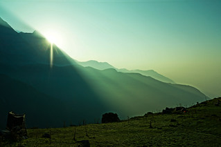 Sunrise, Triund | by sachin.verma