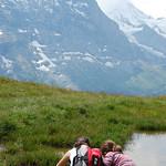 Viajefilos en Suiza, Grindelwald-First 04
