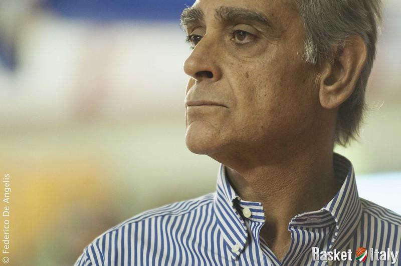 Presidente dell'Acea Roma Claudio Toti