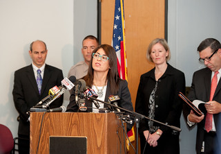 Governor Holds Press Conference on Ebola Preparedness | by MDGovpics