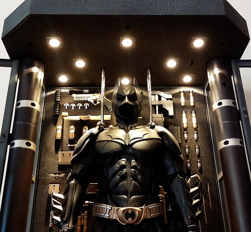 1/6 Hot Toys - Batman