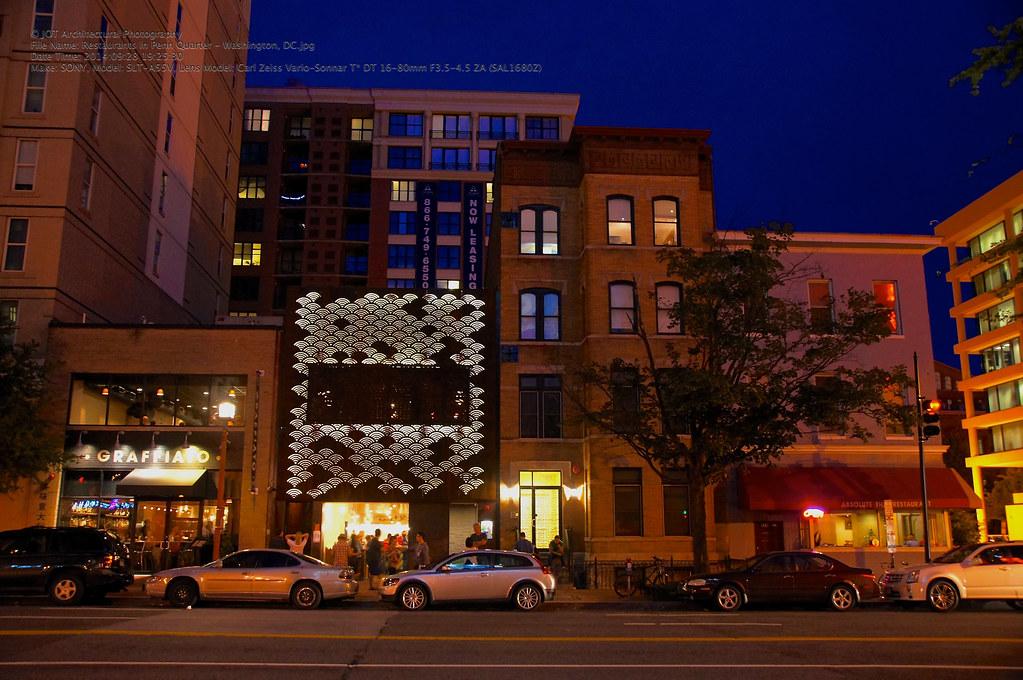 Restaurants In Penn Quarter Washington Dc Otavio Flickr