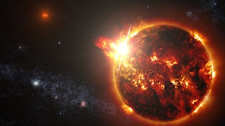 NASA's Swift Mission Observes Mega Flares from a Mini Star | by NASA Goddard Photo and Video