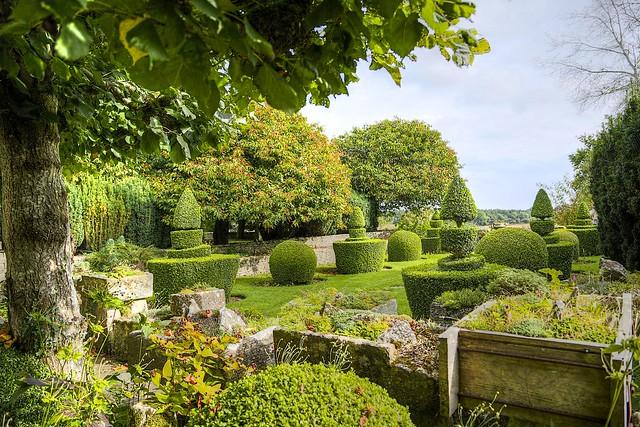 Rodmarton Manor, Gloucestershire